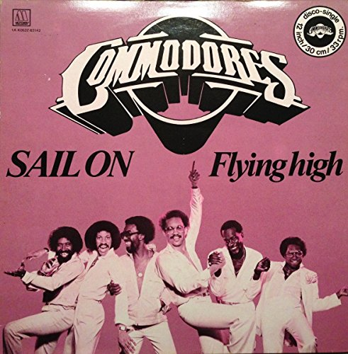 (Commodores: Sail On / Flying High [Vinyl])