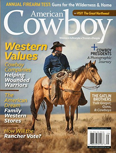 American Cowboy 2016 Magazine CARSON VAUGHN PROFILES 5 COWBOY OUTFITTERS OF WESTERN RETAILERS THAT HAVE STAYED IN THE SAME FAMILY MULTIPLE GENERATIONS.