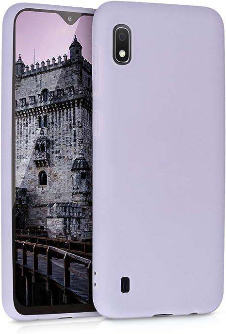 kwmobile Funda Compatible con Samsung Galaxy A10: Amazon.es ...