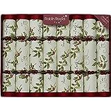 "8 X 10"" English Christmas Crackers By Robin Reed - Joy Holly"
