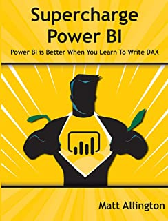 Power Pivot and Power BI: The Excel User's Guide to DAX