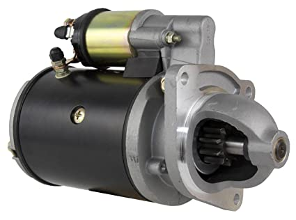 Ford Starter Relay Wiring Diagram, Amazon Com New Starter Motor Fits Ford Tractor 340b 345c 345d C 26339k 26395 26395a Automotive, Ford Starter Relay Wiring Diagram