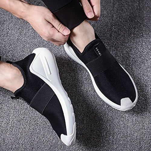 Xie Zi Nouveau Hommes Chaussures Automne Hommes Chaussures Respirant Coréen Paresseux Hommes Chaussures Pédale Sport Chaussures Casual Hommes Chaussures Xxpp
