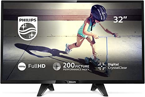 Philips 4000 series - Televisor (81,3 cm (32