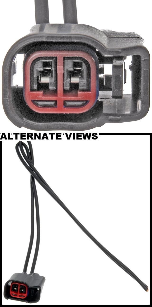61T1Pe%2BJNCL._SL1292_ amazon com apdty 756326 wiring harness pigtail connector (2 wire apdty 112825 wiring harness pigtail male at n-0.co