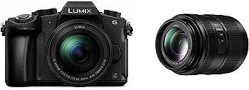 Panasonic 16MP 4K UHD DSLR Camera w/12-60mm Lens