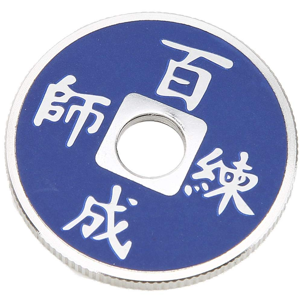 Bicaquu Moneda China cl/ásica Cambia de Color Truco de Magia Primer Plano Ilusi/ón Truco Accesorio Prop para ni/ños Regalo Divertido