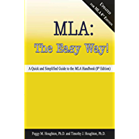 MLA: The Easy Way! [Updated for MLA 8th Edition]