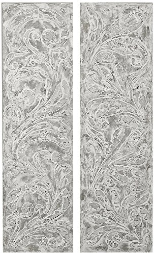 Uttermost Frost On The Window Canvas Wall Art Set of 2 Uttermost Window