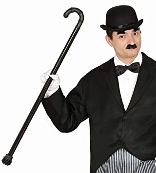 Bastón de Charlot o Chaplin de 80 cm  Amazon.es  Juguetes y juegos 054be815540