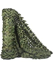 KSS Oxford Polyester Woodland Camo Netting (Mutilple Colors)