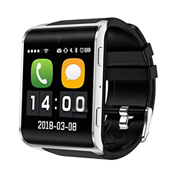 TYWZF Pulsera Actividad Reloj Inteligente Hombres Teléfonos Bluetooth WiFi Ritmo Cardíaco Música De La Cámara Remota Relojes De Pulsera De Múltiples ...