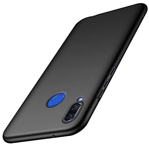 online retailer ad610 ec1b7 Anccer Huawei Nova 3 Case, [Colorful Series] [Ultra-Thin] [Anti-Drop]  Premium Material Slim Full Protection Cover for Huawei Nova 3 (Black)