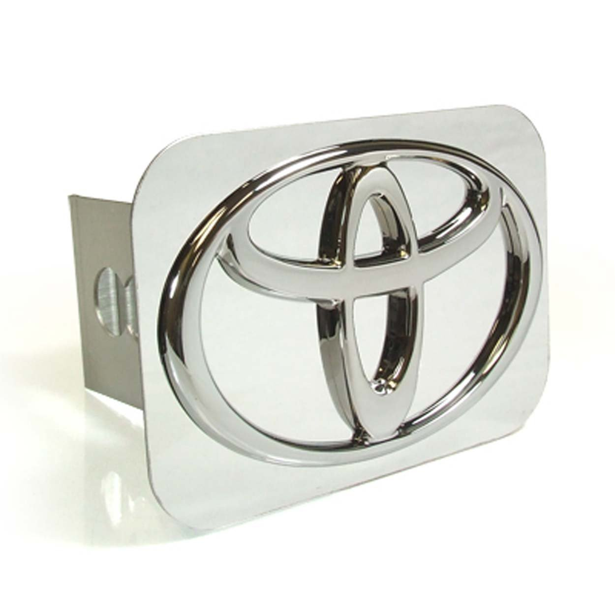 Toyota Chrome Logo Tow Hitch Cover AG 4333192566