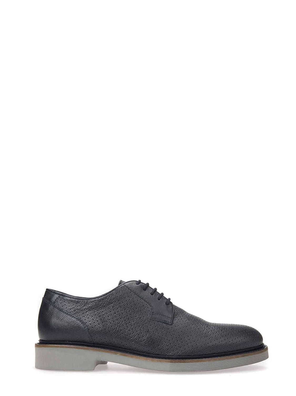 Geox U820SA 00081 Zapatos Casual Hombre 41 EU|Azul