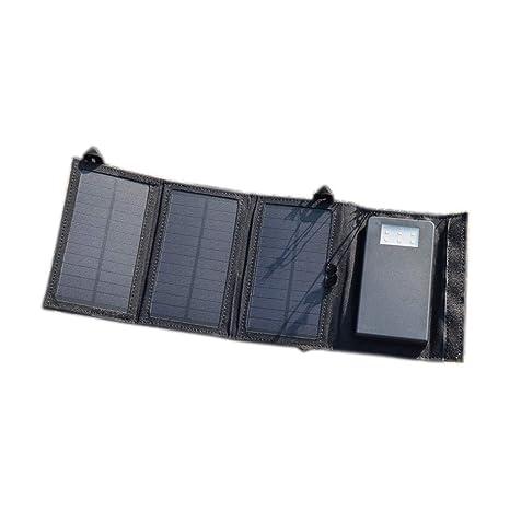 HYLMM Cargador de Panel Solar Módulo Solar Cargador Solar ...
