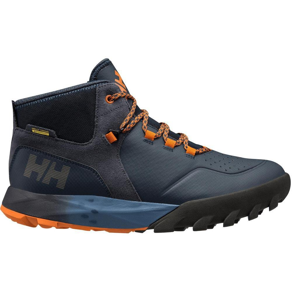 Helly Hansen 2018メンズLoke Rambler High Top Hiking Shoe – 11402 _ 689 B073RPN799 EU 44.5/US 10.5|Evening Blue/Marine Blue Evening Blue/Marine Blue EU 44.5/US 10.5