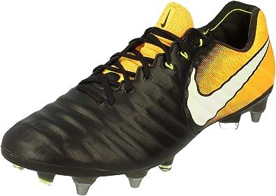 A bordo Lijadoras Entretener  Nike Tiempo Legend VII SG-Pro Hombre Botas de Futbol 897753 Soccer Cleats:  MainApps: Amazon.es: Zapatos y complementos