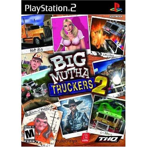 Big Mutha Truckers 2 - PlayStation - Spring Trucker