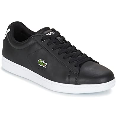 c1c76564b2 Lacoste Carnaby Evo BL 1 SPW Baskets Femme: Amazon.fr: Chaussures et ...
