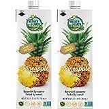 Heavan & Earth 100% Queen Pineapple Juice 25.6 oz (2 pack)