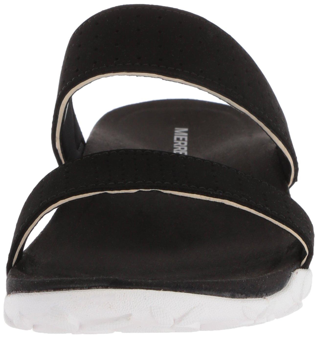 Merrell Women's Terran Ari Slide Sandal B071ZN3F4Z 10 B(M) US|Black