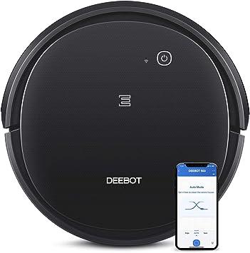 ECOVACS PAE Robot Aspirador DEEBOT 500 Ruido REDUCIDOáCONTROL Smartphone Smart Home Ready: Amazon.es: Electrónica