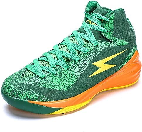 Zapatillas de baloncesto para hombre, Zapatillas de running de ...