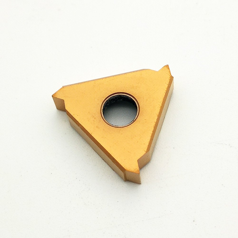10PCS 16ER 14NPT SMX30 Indexable Carbide Inserts Blade For Machining Stainless Steel And Steel High Strength Ltd High Toughness Xuzhou Baiyi Metal Techn.ology Co