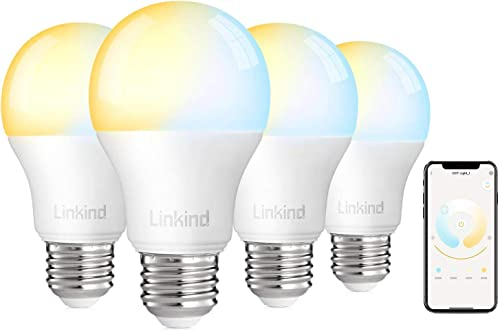 Smart WiFi Light Bulb 2.4G Not 5G