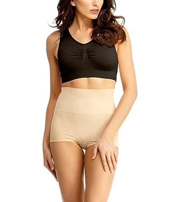e64f3a757c SlimMe by MeMoi Sports Bra Black Plus Size at Amazon Women s ...