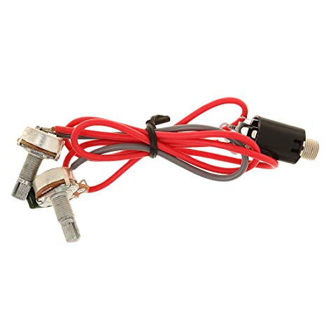 magideal passive circuit wiring harness 500k pots with: amazon in:  electronics