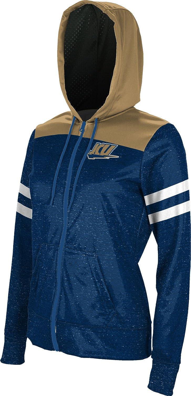Gameday John Carroll University Girls Zipper Hoodie School Spirit Sweatshirt