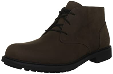 Timberland Men's Earthkeepers Stormbuck Chukka Waterproof Boot,Dark Brown,7.5