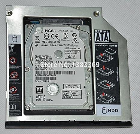Adaptador Caddy ARBUYSHOP segunda unidad de disco duro SSD de ...