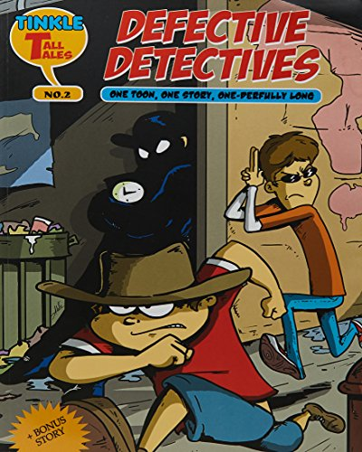 Defective Detectives 2: Nothing Is As It Seems (Tinkle Tall Tales)