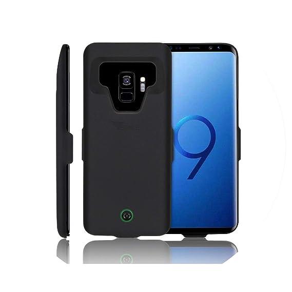 cheaper a564f 4778d Amazon.com: for Samsung S9 S8 A8 Battery Case,7000mAh Portable ...