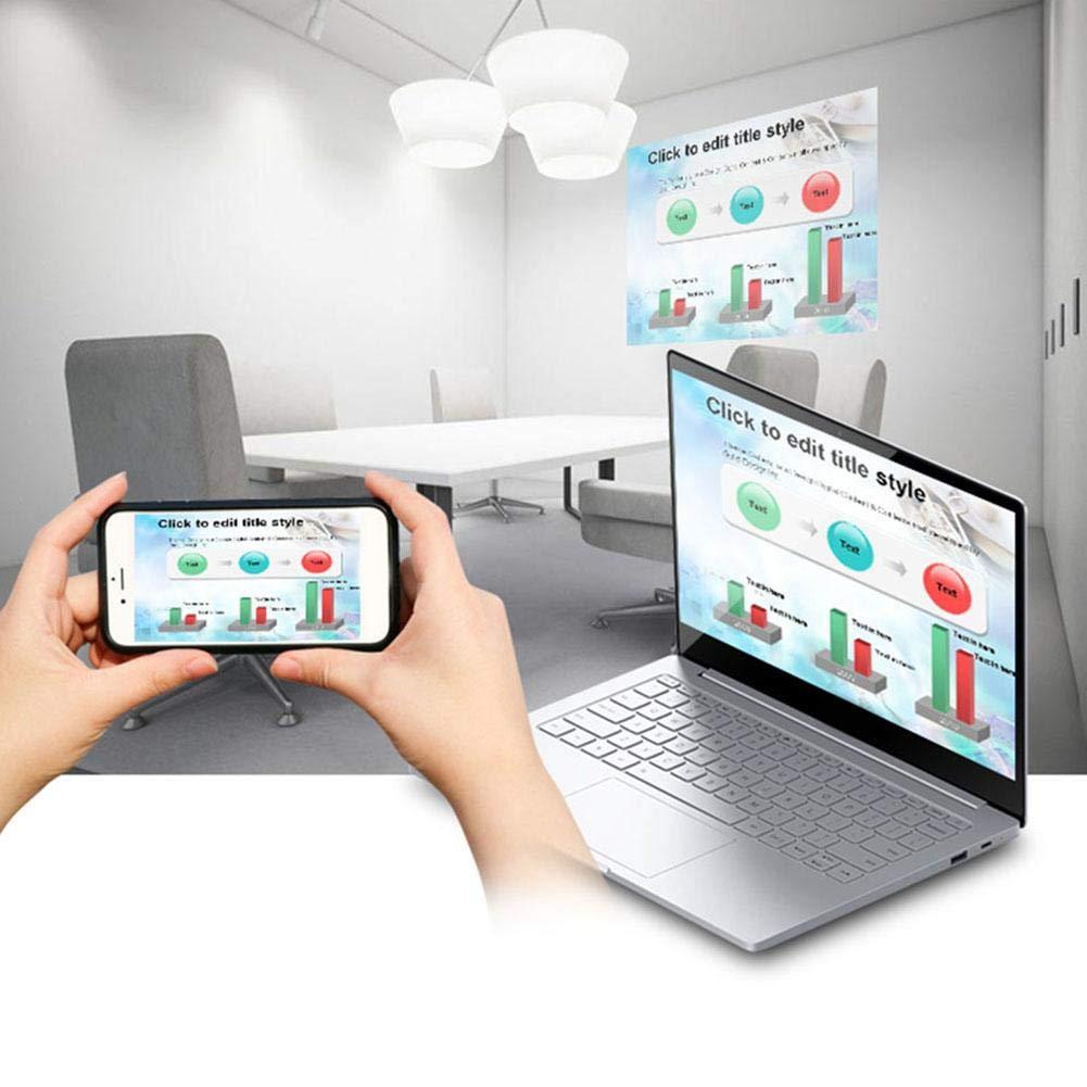 MiraScreen G4 Chromecast - Receptor de Pantalla HDMI para TV: Amazon.es: Electrónica