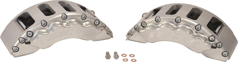 SSBC A1931 Quick Change Aluminum V8 8-Piston Caliper Upgrade Kit
