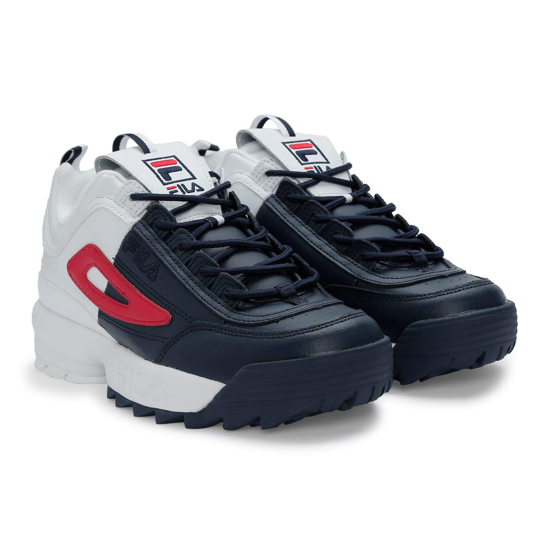 Buy Fila Disruptor II Split Shoes White