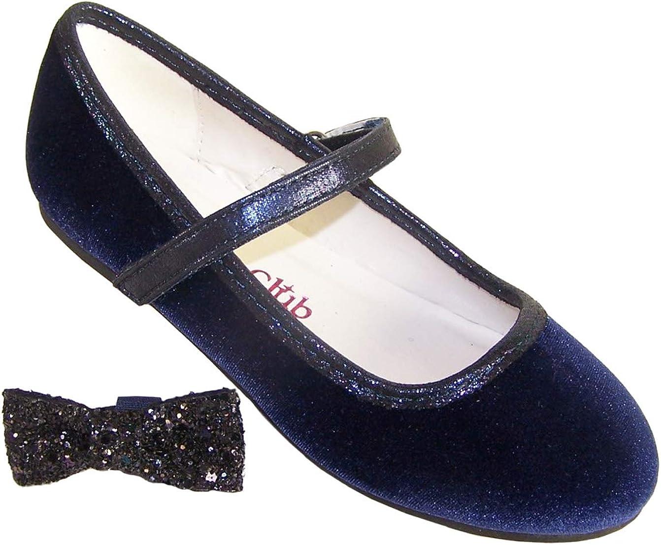 Superfit Childrens Girls 2-00105-89 Ballet Shoes Blue Lips