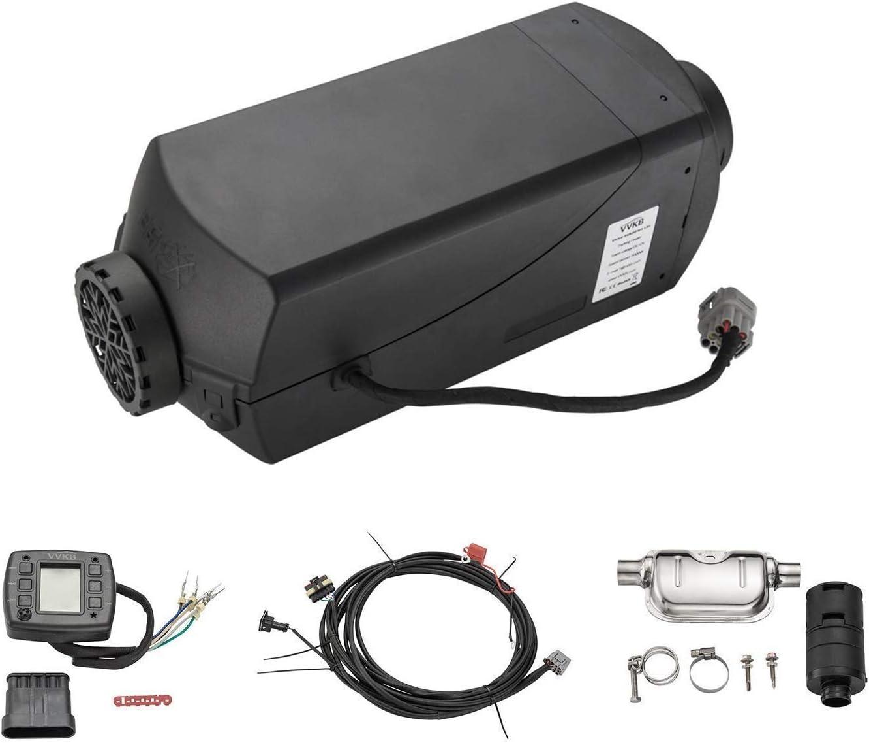 12V 5KW Calentador De Estacionamiento Diesel Controler Calentador De Estacionamiento Calentador Diesel FCC CE-12V