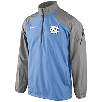 80a902534178 Amazon.com  Nike UNC North Carolina Tar Heels Lockdown Half-Zip ...