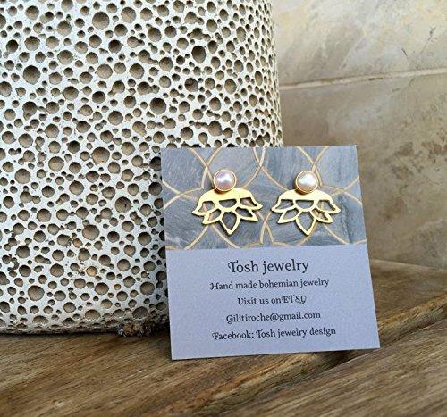 handmade-designer-pearls-ear-jackets-double-side-earrings