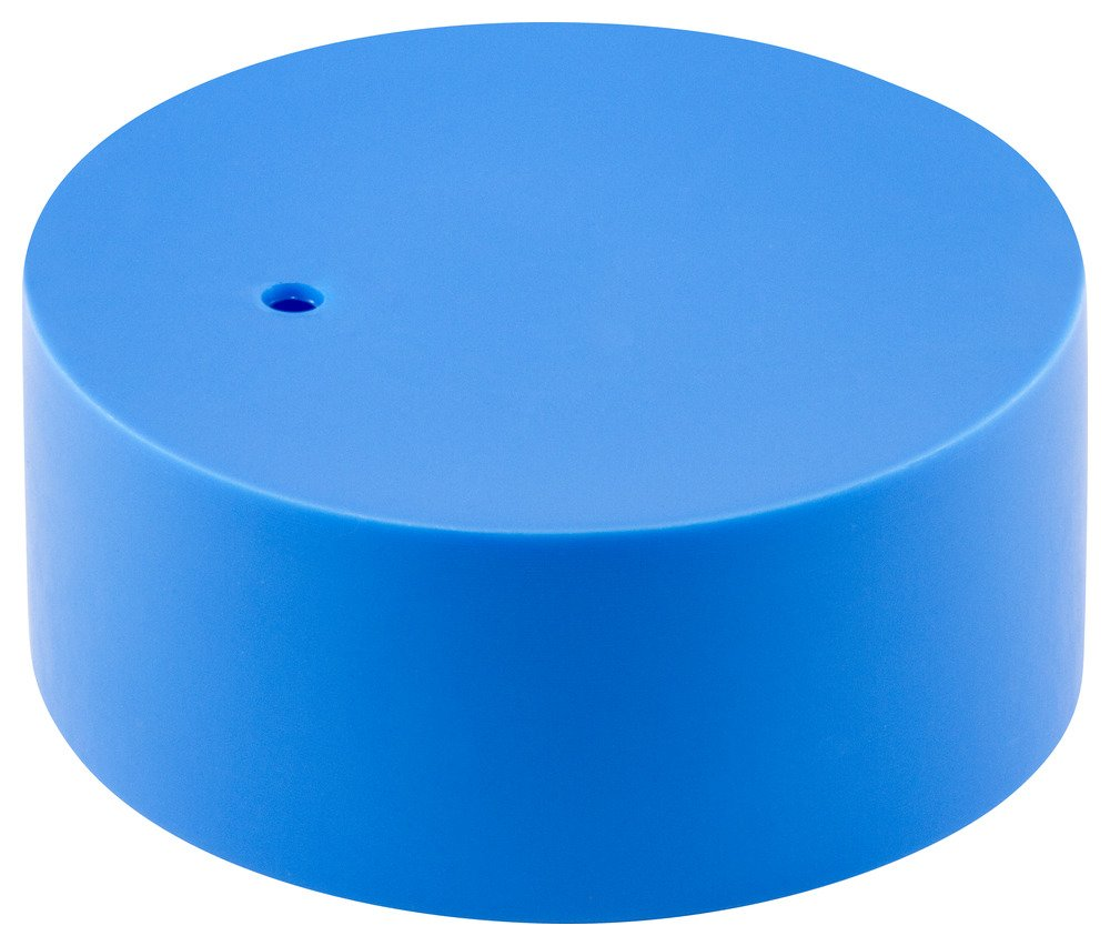 Blue Caplugs ZVP800Q1 Plastic Vented Pipe Cap VP-800 Pack of 2 PE-LD for American Standard inches 8