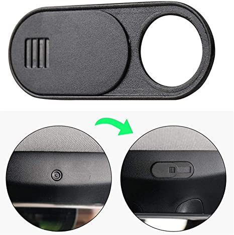 Details about  /Webcam Cover Privacy Protection Shield Car Camera Security for Tesla Model 3