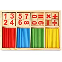 SKEIDO Montessori Mathematical Intelligence Stick Preschool Educational Toys