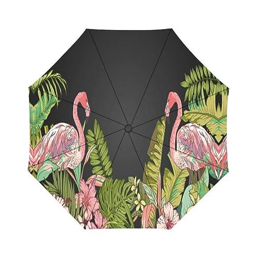 029f8262503a Amazon.com: Folding Umbrella Ubuntu & Sea Africa Travel Umbrella ...
