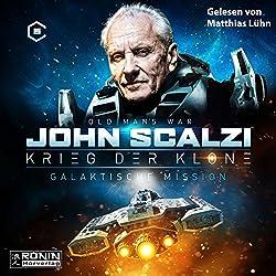Galaktische Mission (Krieg der Klone 5)