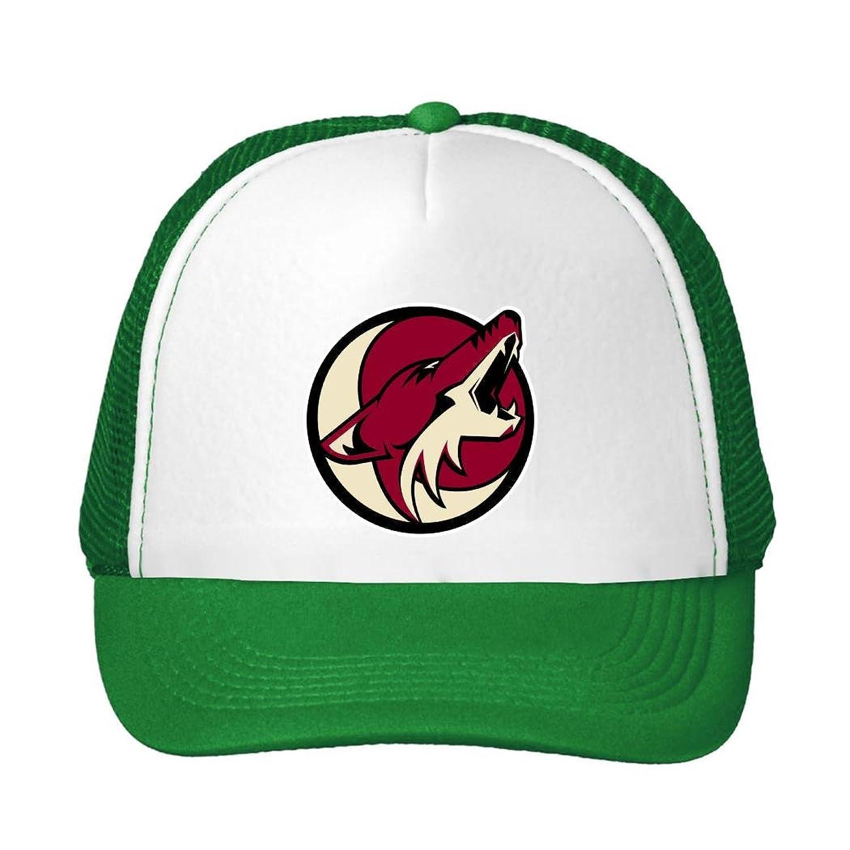 Arizona Coyotes Hockey Opeeda Adjustable Trucker Hat Snapback Caps For Men/Women